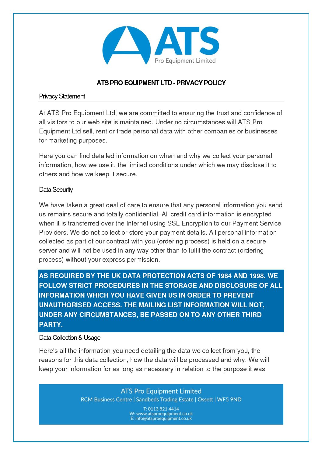ATS-Pro-Equipment-Limited-Privacy-Policy-pdf